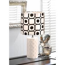 White Ceramic Table Lamps Black And White Ceramic Table Lamp