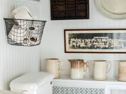 Bathroom Basket Ideas Bathroom Wall Storage Baskets Find This Pin And More In Decor