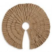 burlap tree skirt burlap tree skirts