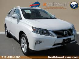 lexus awd suv 2015 certified pre owned 2015 lexus rx 350 for sale in amherst ny