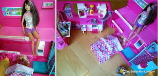 Barbie Beds Barbie Glam Camper Holiday Gift Idea