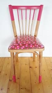 chaises es 50 chaise bistrot baumann vintage ées 50 tissu petit pan http