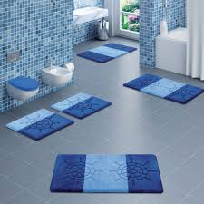 Navy Bath Rug Navy Blue Bathroom Rug Set Best Bathroom Decoration