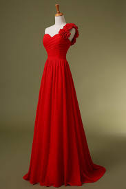 look your very best as a bridesmaid by wearing the red bridesmaid