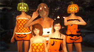 Skyrim Halloween Costume Skyrim Mod Review 84 Halloween Trick Treat Followers