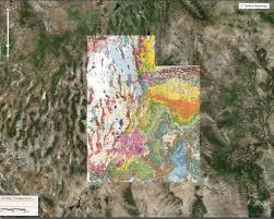 Geological Map Of Usa by Data U0026 Databases U2013 Utah Geological Survey