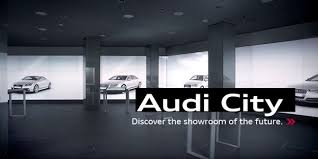 audi digital showroom audi city le showroom digital de londres e tv