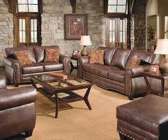 chair 50 unforgettable brown leather sofa set photo