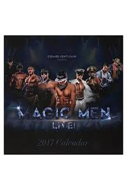 where can i buy a calendar magic men live calendar magic men merch online store on