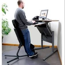 Chairs For Standing Desks 31 Best Standing Desk Office Images On Pinterest With Regard To