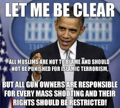 Obama Shooting Meme - americans being set up for huge fall most mass shootings in america