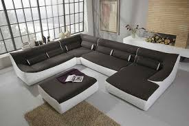 Modern White Leather Sectional Sofa Sectional Sofa Modern - Modular sofa design