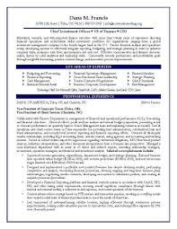 Coo Resume Examples by Military Resume Example Best Free Resume Collection