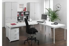Eckschreibtisch Nussbaum Geramöbel Büromöbelset Eco Lichtgrau Möbel Letz Ihr Online Shop