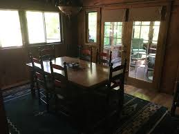 a mountain cabin with western decor at homeaway north conway