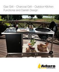 design gasgrill gas grill aduro a s pdf catalogues documentation brochures