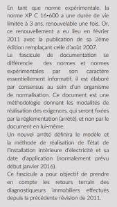 Tout Savoir Sur Les Normes électriques Françaises Le Diagnostic électricité Pour Tout Savoir Sur L état De L