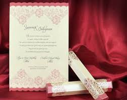 Popular Personal Wedding Invitation Cards Scroll Invitations
