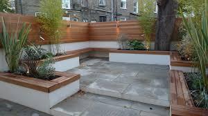 Patio Garden Designs by Grey Indian Sandstone Patio Paving London Garden Pinterest