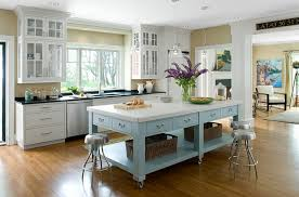 kitchen islands on casters kitchens open plan kitchen with white glass cabinet and