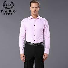 Men S Office Colors by Diverse Styles Men Wine Red Blue Shirt Slim City Class Dress