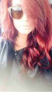 what color is chelsea houska hair color houska dyes her hair bright red love it or leave it photo