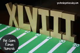 Football Centerpieces Diy Game Day Ideas Yesterday On Tuesday