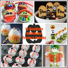15 healthier halloween treats and snacks nutritious eats