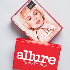 allure beauty box review u2013 october 2017 5 coupon my