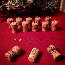 wine cork christmas ornaments diy u2013 red shoes red wine