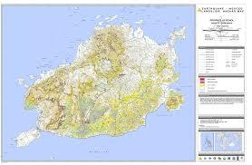 earthquake hazard map earthquake induced landslide ppdo bohol