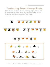 worksheet thanksgiving activities festival collections