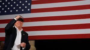 The Red Flag Campaign Us Wahlen 2016 Warum Ich Für Donald Trump Stimme Welt