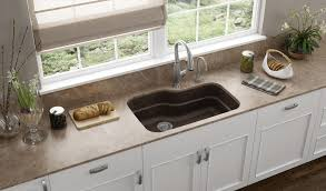 granite countertop camping kitchens with sinks delta faucets