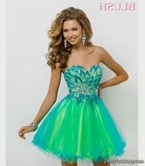 short neon green prom dresses 2016 2017 b2b fashion