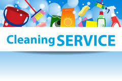 cleaning services flyer template royalty free stock image image