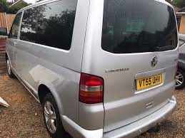 vw t5 caravelle 2 5tdi 130bhp left hand drive in chatham kent