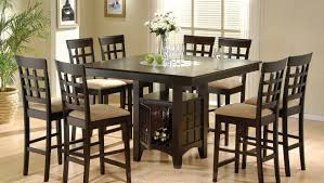 modern square dining table dining room square dining room table up leveled contemporary