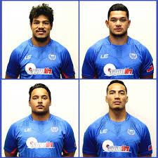 manu samoa manu samoa team named to play wales manu facebook