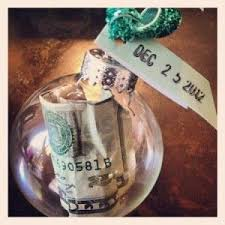 creative ways to give money at christmas little love gifts