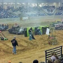 monster truck show amarillo texas turkey bash demolition derby