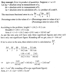 ncert exemplar problems class 11 physics chapter 1 units and