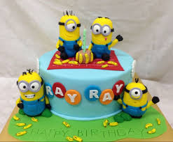 themed cake decorations top 10 minions cake ideas birthday express within birthday