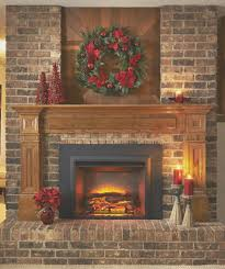 fireplace new electric fireplace oak home decor color trends