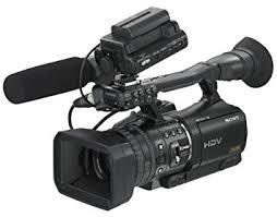 Kamera Sony Hdv Sony Hvr V1u 3 Cmos 1080i Professional Hdv Camcorder