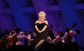 mermaid live concert rebel wilson original