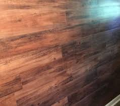 we love the ease of of woodlook ceramic tile planks this tile from