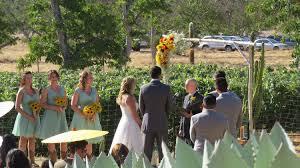 dianne and jose u0027s wedding black walnut ranch ojai california youtube