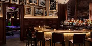 the bar at the clocktower craft cocktail bar madison square park nyc