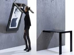 Folding Wall Mounted Table Wall Mounted Folding Dining Table With Inspiration Hd Pictures